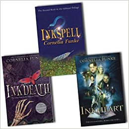 The inkheart trilogy collection cornelia funke 3 books set pack the inkheart trilogy collection cornelia funke 3 books set pack cornelia funke 8601410333188 amazon books fandeluxe Gallery