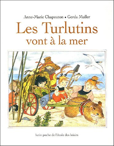 Les Turlutins vont a la mer (Lutin Poche)