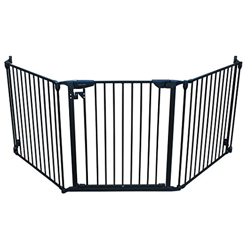 Price comparison product image Cardinal Gates XpandaGate,  Black
