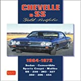 Chevelle and SS, 1964-1972, R. M. Clarke, 1855206692