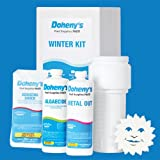 Doheny's Swimming Pool Winterizing Chemical Kit – Up to 7,500 Gal., Appliances for Home