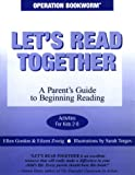 Operation Bookworm: Let's Read Together, Ellen Gordon and Eileen Zweig, 0966603214