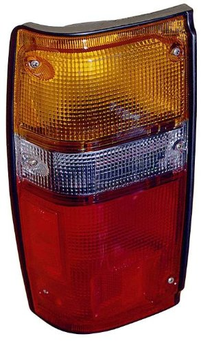(Depo 312-1911L-AS2 Toyota Pickup/4Runner Driver Side Replacement Taillight Assembly)