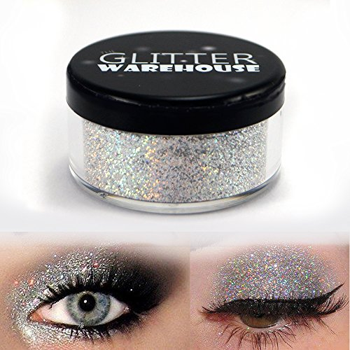 Amazon.com : GlitterWarehouse Glitter for Eyeshadow / Eye Shadow ...