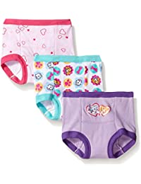 Girls' Paw Patrol Girl 3pk Training Pant