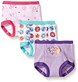 #8: Nickelodeon Girls' PAW Patrol Girl 3pk Training Pant