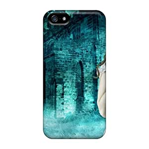 Waterdrop Snap-on Castle At Night Cases For Iphone 5/5s