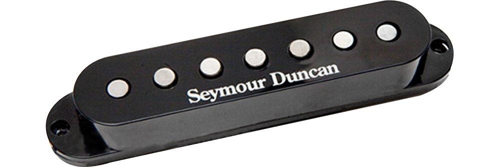 Seymour Duncan セイモアダンカン Custom Staggered SSL-5 Single-Coil 7弦 エレキギター Pickup, Black エレキギター エレクトリックギター (並行輸入)   B003HGLHHY