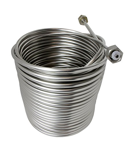 ABECO JBC-120R Stainless Steel Coil for Jockey Box - 120' Length by ABECO (Image #1)