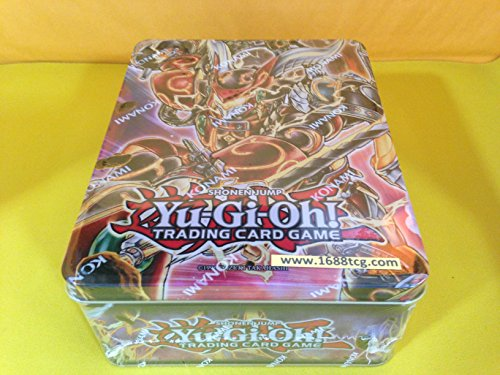 Yugioh 2014 Mega Tin BUJINTEI SUSANOWO w/ 3 mega-packs & 3