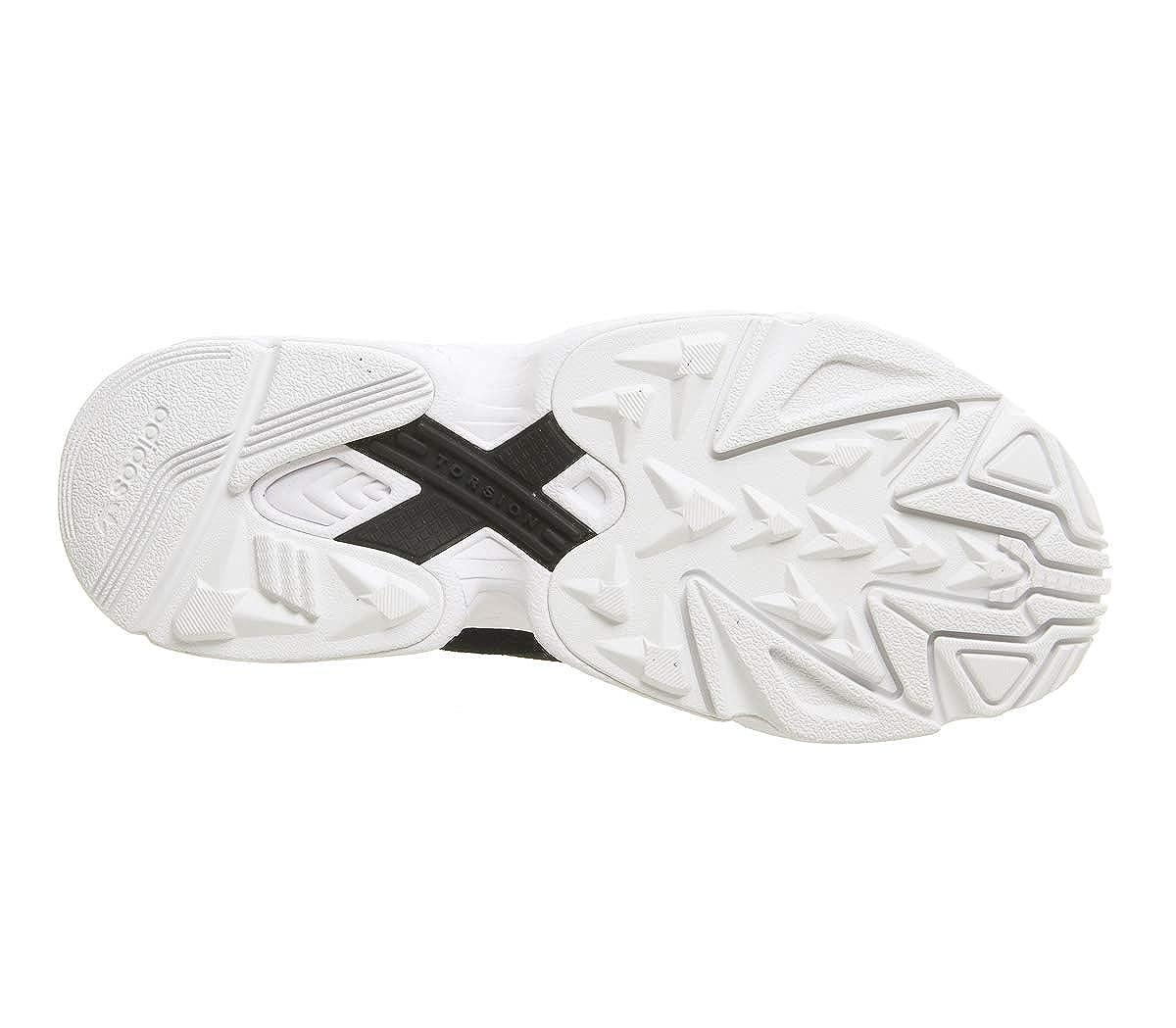Adidas Adidas Adidas Damen Falcon W Gymnastikschuhe, Mehrfarbig (schwarz Cschwarz/Cschwarz/Ftwwht) e37272
