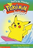 Surf's up, Pikachu!, Bill Michaels, 0439154057