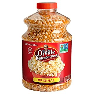 Orville Redenbacher's Original Microwave Popcorn, 30 Ounce (Pack of 12)