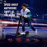 Turboant Folding Electric Scooter X7 with
