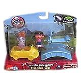: Dora the Explorer Let's Go Adventure On-The-Go Playset