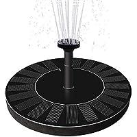 Latitop Solar Pool Power Fountain Pump (Black)