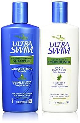 UltraSwim Chlorine Removal Shampoo, 7 fl oz (207 ml)