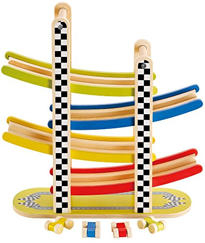 (Award Winning Hape Switchback Racetrack)