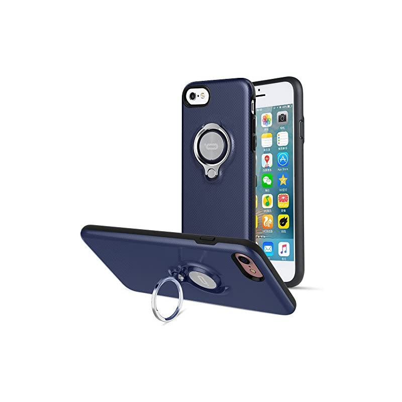 iPhone 8 Case, iPhone 7 Case ICONFLANG,