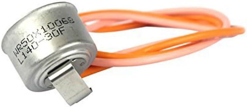 Spares2go Sensor de temperatura termostato para General Electric ...