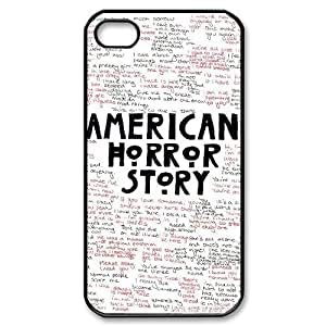 American Horror Story DIY Cover Case with Hard Shell Protection for Iphone 4,4S Case lxa#914499