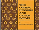 The Coming Indoors and Other Poems, Bernard L. Einbond, 0804812918