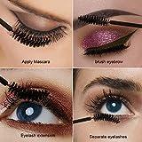 Disposable Makeup Applicators, Teenitor 100Pcs