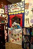 MMP Living Doorway Puppet Theater with Adjustable