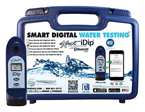 Photometer Water (eXact iDip Photometer 486101-TW-K Tap Water Reagent Starter Kit with Meter)