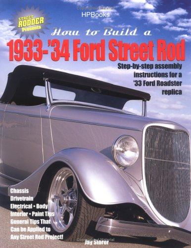 How to Build a 1933-1934 Ford Street Rod HP1479 (Kit - Rodder Kit