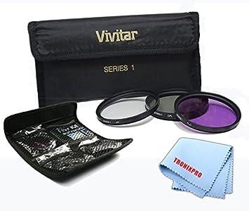 Review 58mm Vivitar 3 Piece