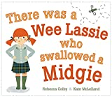 There Was a Wee Lassie Who Swallowed a Midgie (Picture Kelpies)