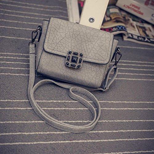Holster 16 Handbags 14cm HCFKJ L Bag Bag Pu Shoulder Girls H Women 8cm Shoulder 3cm Teens Messenger W for Women's Leather Small Bag 1fqaC1g8w