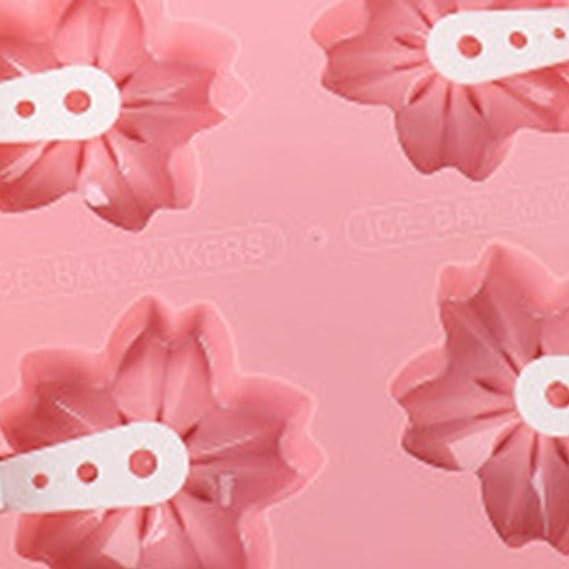 Compra Adminitto88 clásico Molde de Hielo apilable moldes de ...
