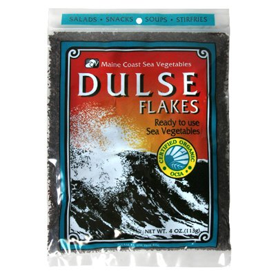 4 Ounce Flakes (Dulse Flakes, 4 oz ( Pack of 3))