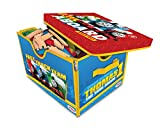 Thomas & Friends Train Playmat and Storage Box with Coloring Book