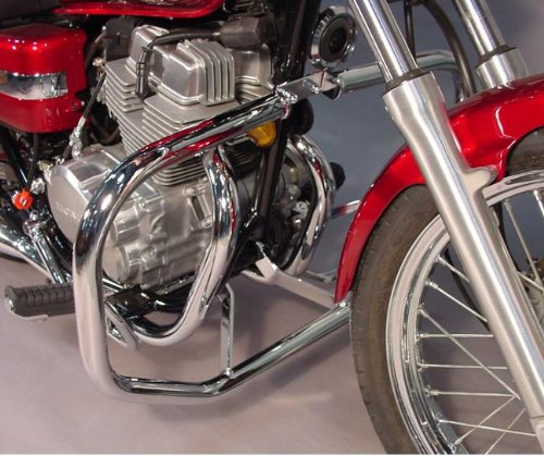 Highway Enterprises Mc Bars (MC Enterprises Engine Guard for Honda 10005)