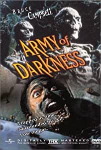 Army of Darkness: Limited Edition (Widescreen) [Import]