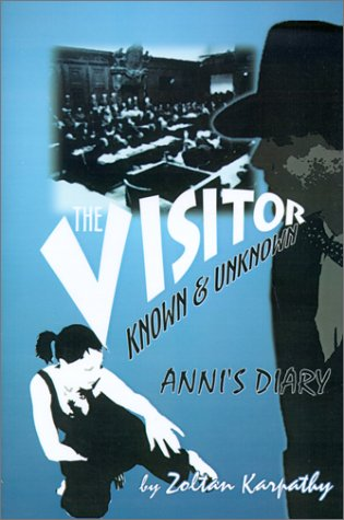 Download The Visitor (Known and Unknown) Anni's Diary pdf