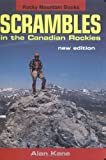 Scrambles in the Canadian Rockies, Alan Kane, 0921102674