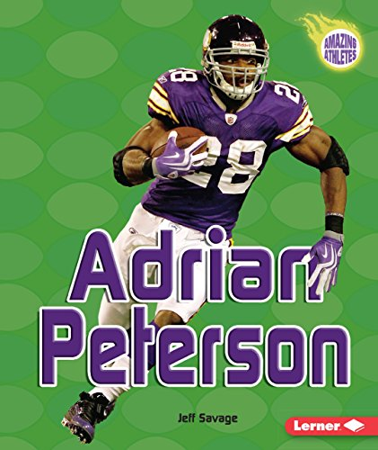 Adrian Peterson (Amazing Athletes) (Most Popular Soccer Players In The World)