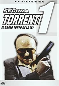 Torrente, el brazo tonto de la ley [DVD]