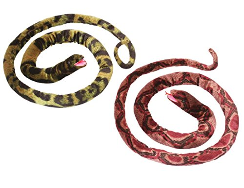 [Morris Costumes Halloween Party 60 Inch Wild Jungle Snake] (Wild Man Costumes)
