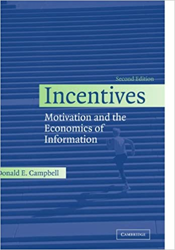 Incentives motivation and the economics of information 2nd edition incentives motivation and the economics of information 2nd edition 2nd edition fandeluxe Image collections
