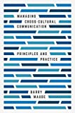 img - for Managing Cross-Cultural Communication by Barry Maude (2016-05-06) book / textbook / text book