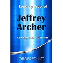 Jeffrey Archer Books Checklist and Reading Order: Clifton Chronicles in Order