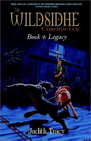 Read Online The Wildsidhe Chronicles: Book 4: Legacy ebook