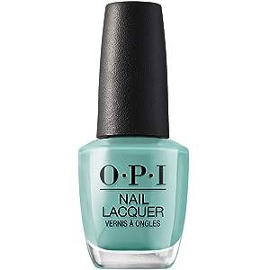 OPI OPI Nail Polish Mexico City Collection, Nail Lacquer, Verde Nice to Meet You, 0.5 Fl Oz, 0.5 fl. oz.