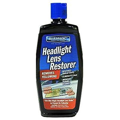 Blue Magic Headlight Lens Restorer 8Oz - Pack Of 1