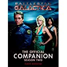 Battlestar Galactica: Battlestar Galactica Season 2: The Official Companion (Battlestar Galactica the Official Companion)